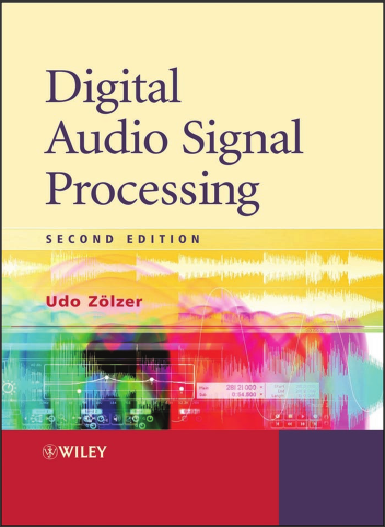 Digital Audio Signal Processing By Udo Zolzer